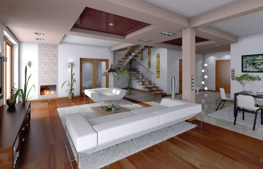 House plan Neptun - interior photo 2
