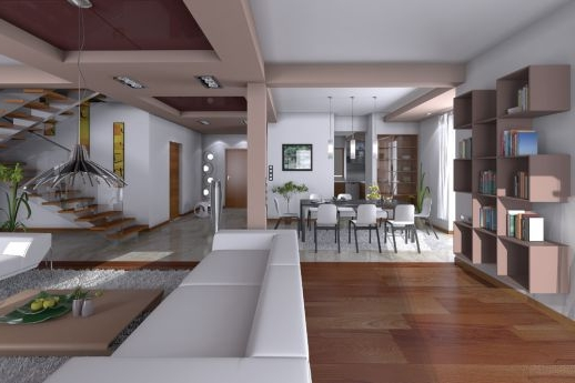 House plan Neptun - interior photo 3