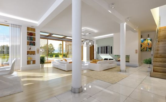House plan Vertigo - interior fot 2