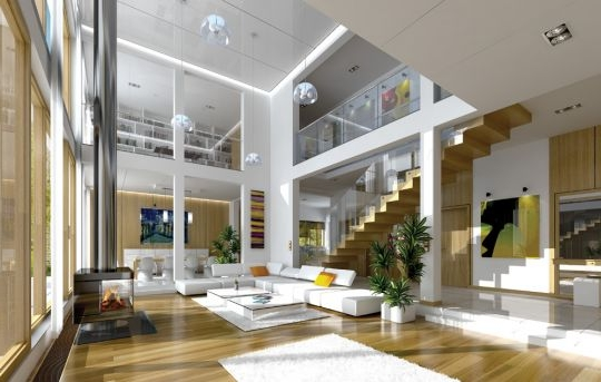 House plan Villa Nova - interior visualization fot 1