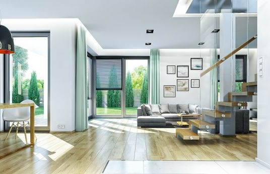House plan Cassiopeia 7 - interior visualization fot 2