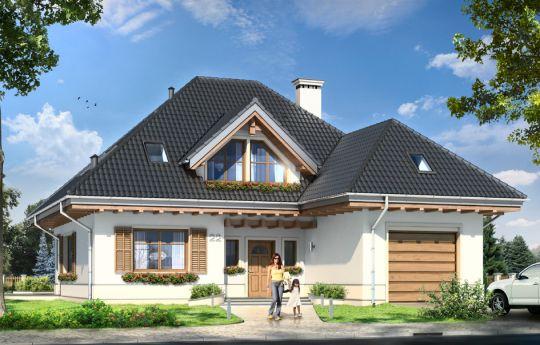 Fantasy House Plan