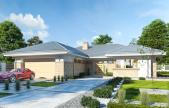 Unique 3 house plan