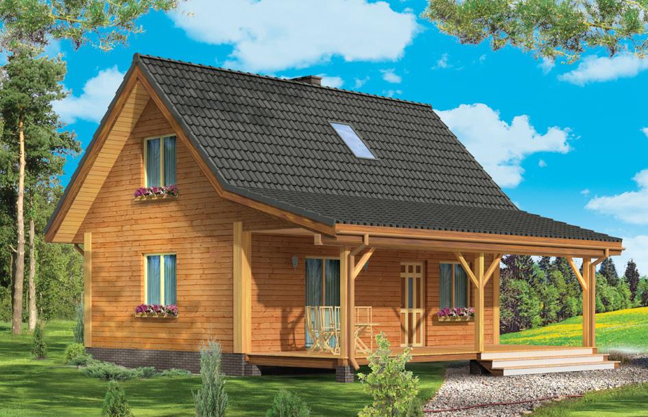 Quail House Plan